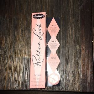 NEW Benefit Roller Lash black mascara